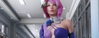 Tekken 7: Darum wackeln Androiden-Brüste