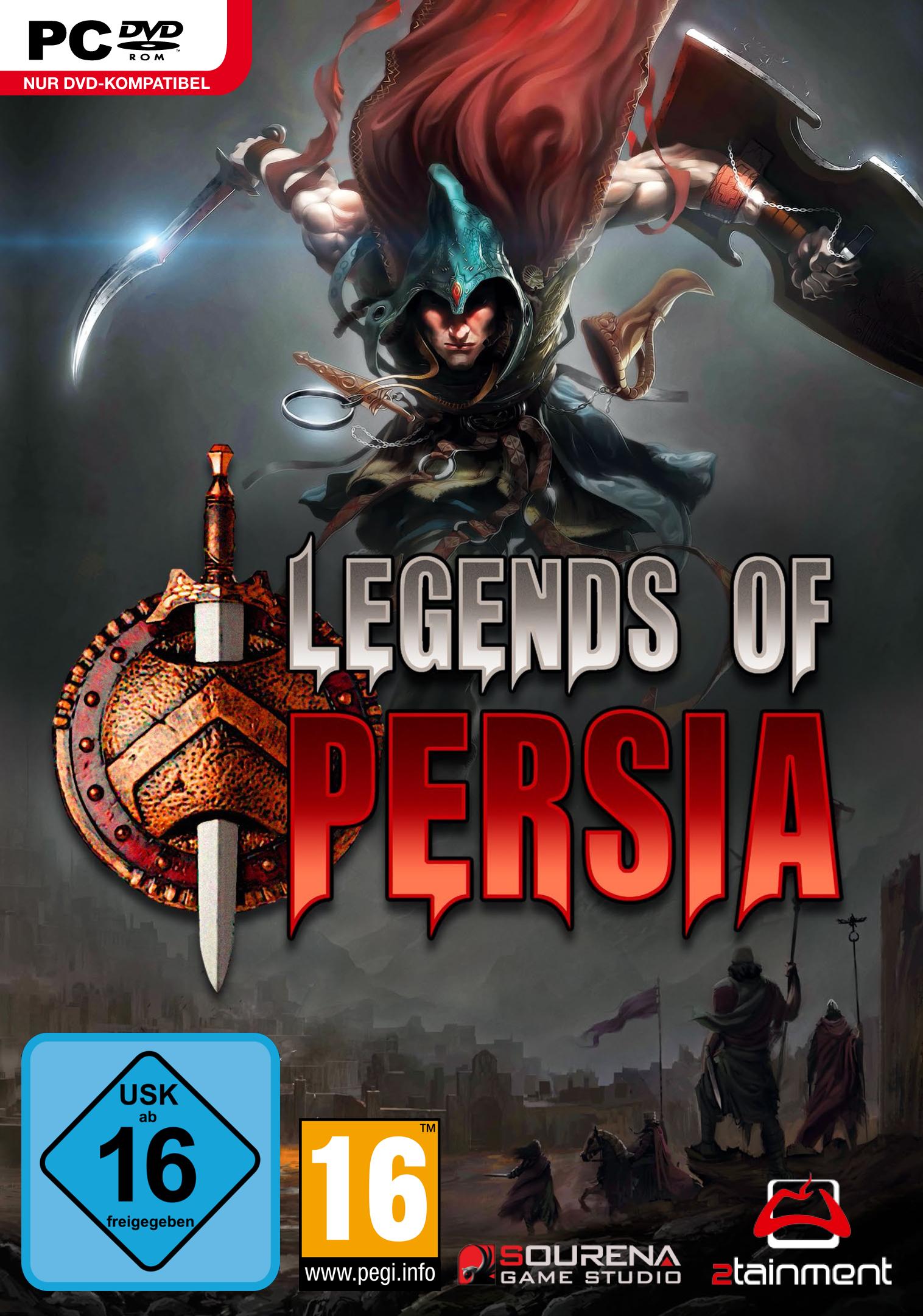 Achtung, nicht verwechseln mit Prince of Persia, das hier ist Schrott