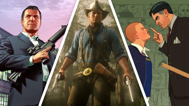 GTA 6, RDR 3 oder doch Bully 2? Wir fragen euch, welches Spiel Rockstar als nächstes plant!