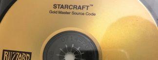 Starcraft: Quellcode gefunden und besonderen Finderlohn abgestaubt