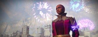 Destiny 2: Shooter meldet sich mit Rekordspielerzahlen zurück