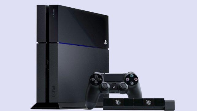Die PS4 bietet eine Kamera, die viele Funktionen übernehmen kann.