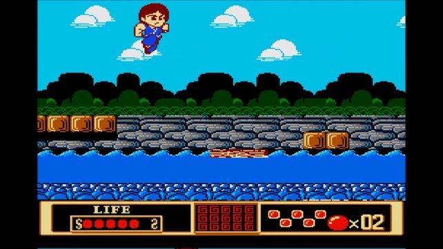 Ja, ihr seht richtig: Jackie Chan hat sein eigenes Videospiel namens Jackie Chan's Action Kung Fu. Es geht um Jackie Chan, Action und ... Kung Fu.