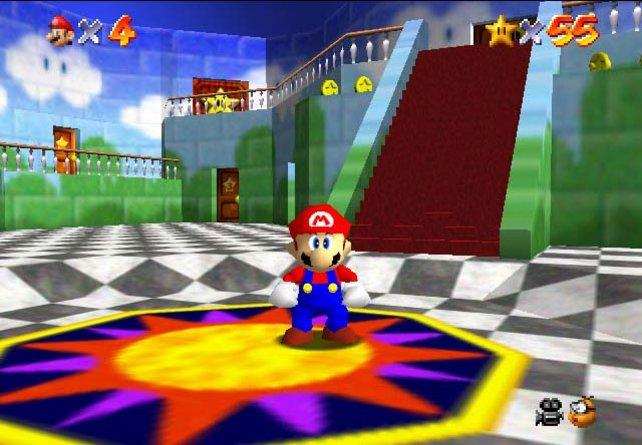 Der Autor dieses Artikels empfindet Marios Suche nach den Powersternen als das wunderbarste Videospiel überhaupt.