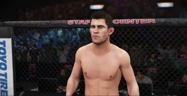 Der Titelträger Dominick Cruz