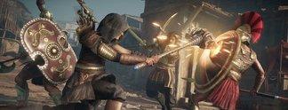 """Assassin's Creed - Odyssey: Das erwartet euch im DLC """"Das Schicksal von Atlantis"""""""