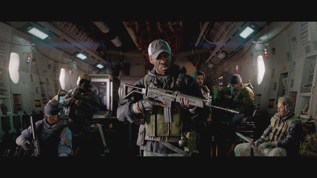 Militär und Waffen: Grundsätzlich bleibt sich Call of Duty natürlich auch im neuen Serienteil treu.