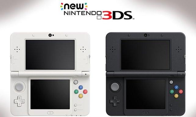Xenoblade Chronicles läuft nur auf dem New Nintendo 3DS.