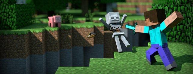 Minecraft Microsoft Hebt Den Preis Des Klötzchenspiels An - Minecraft verkaufte spiele
