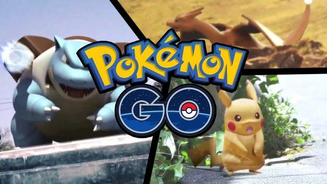 Pokémon Go ist in Deutschland erhältlich. Auf geht's zur Monsterjagd!