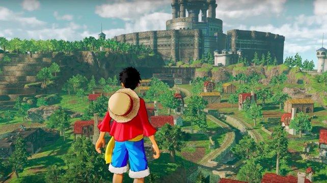 Eine offene Spielwelt, wie in World Seeker, bloß in riesig wäre wichtig.