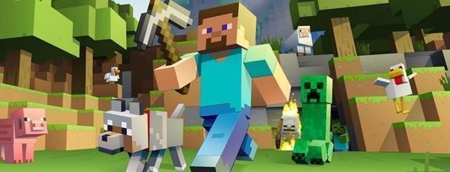 Studie Minecraft Und Fifa Sind Die Beliebtesten Spiele Unter - Minecraft offline spiele
