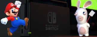 Nintendo Switch: Gerüchte um ein Crossover zwischen Super Mario und den Rabbids