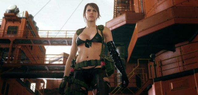 Einfach machen lassen? Im Bild: Metal Gear Solid 5.