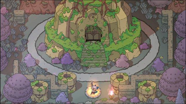Die Stufenbegrenzungen der Dungeons bremsen hin und wieder den Spielspaß.