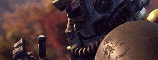 Fallout 76: Schlechtere Optik als Fallout 4 auf Xbox One X?
