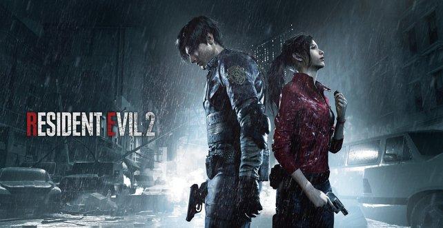 Resident Evil 2 Remake Komplettlösung Zu Leon Und Claire Spieletipps