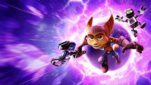 In Zusammenarbeit mit PlayStation verlosen wir tolle Preise zu Ratchet & Clank: Rift Apart.
