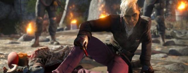 Schick in Nepal: So präsentiert sich der Vorgänger Far Cry 4.