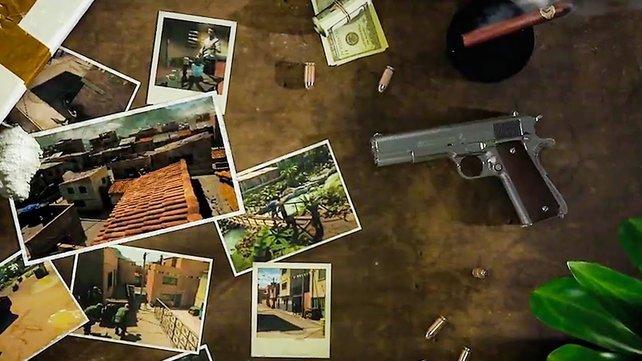 Jede Menge Knarren und Koks: Narcos erzählt die Geschichte des wohl bekanntesten Drogenschmugglers Pablo Escobar.