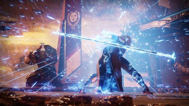 """Schnell wie der Blitz: Der """"Arkusakrobat"""" ist der neue Jäger-Fokus in Destiny 2."""