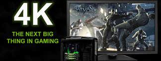 Panorama: 4K-Gaming: Was es ist und was man benötigt