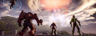 Anthem: Entwickler gibt erste Details zum Cataclysm-Event bekannt