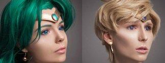 """Panorama: Dieses """"Sailor Moon""""-Cosplay sprengt die Geschlechterrollen"""