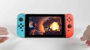 Switch Release-Trailer