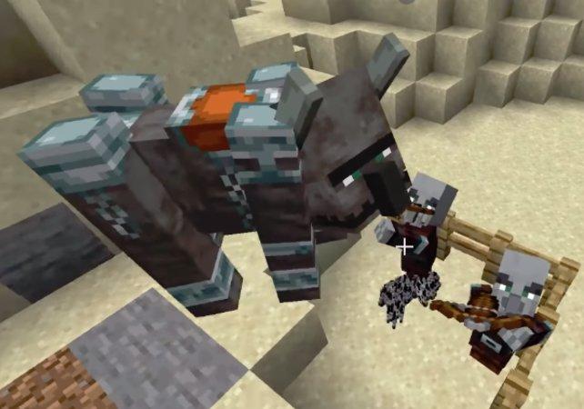 Plünderer sind in Minecraft nun eine noch größere Gefahr.
