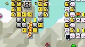 Mario Maker - 30-jähriges Jubiläum von Super Mario Bros. (Wii U)