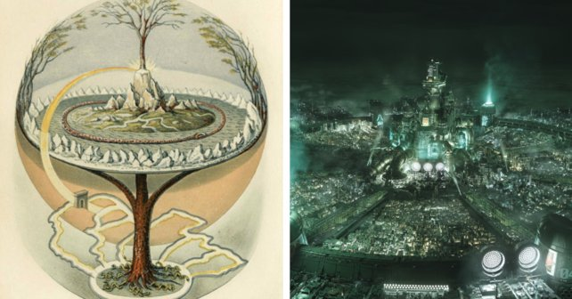 Nicht nur vom Namen her, sondern auch in puncto Aufbau haben sich die Entwickler von der Nordischen Mythologie inspirieren lassen.