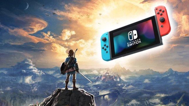 Eine neue Switch könnte auch jede Menge neue Nintendo-Spiele bedeuten.