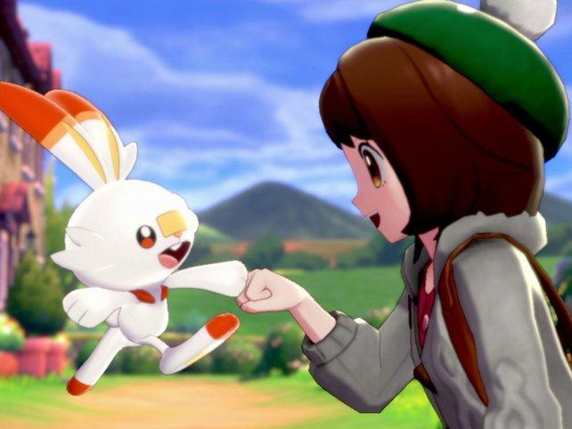 Pokémon Schwert und Schild: Nintendo ist für die Pokémon-Fans da, auch bei Fehlkäufen.