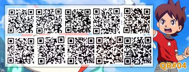 Yo Kai Watch Qr Codes Für Yo Kaimat Münzen Spieletipps
