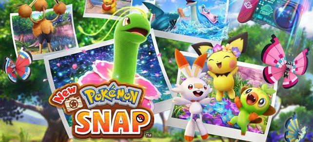 New Pokémon Snap erscheint am 30. April exklusiv für Nintendo Switch.