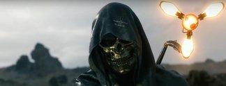 Death Stranding: So würde das Spiel auf PlayStation 1 aussehen