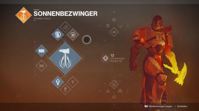 Sonnenbezwinger: Der Hammer von Sol brennt sich durch jeden Schild und jede Rüstung.
