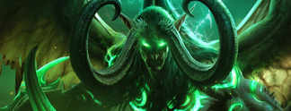 World of Warcraft: Erweiterung Legion mit neuer Klasse Dämonenjäger angekündigt