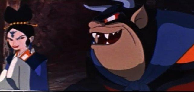 Miyamoto hat bei Bowser den Ochsenkönig aus dem damals schon 25 Jahre alten Anime Alakazam im Sinn.