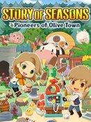 dsafStory of Seasons: Pioneers of Olive Town