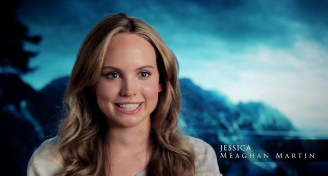Meaghan Martin ist nicht nur als Jessica aus Until Dawn bekannt ... (Quelle: Supermassive Games)