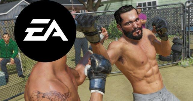 EA hat wegen des Werbe-Updates für UFC 4 auf die Nase bekommen.