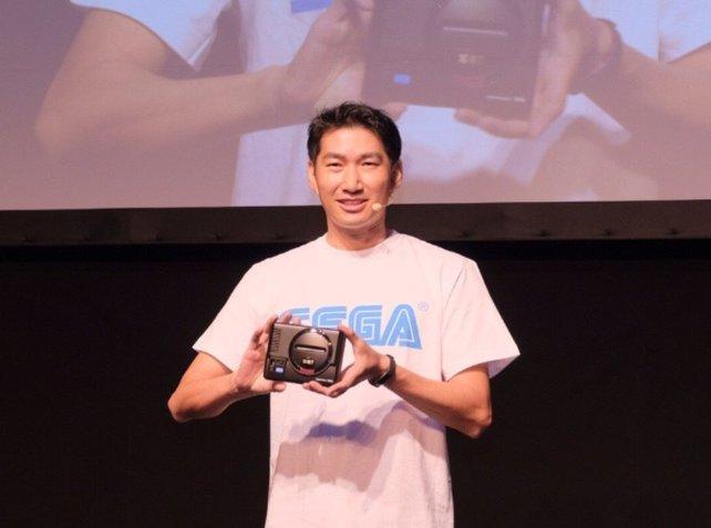 Sega Mega Drive Mini angekündigt: Release für 2018 bestätigt