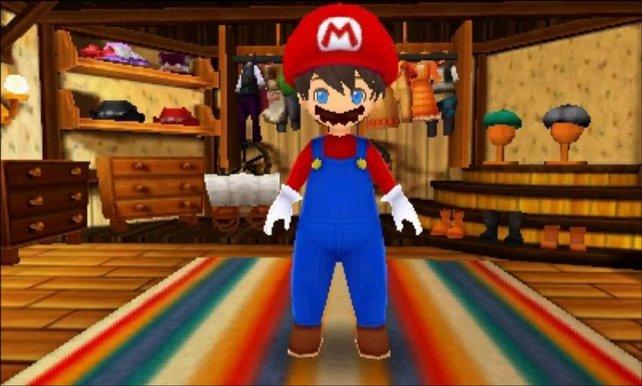 Die beste Belonung für goldene Teilzeitjobs - Super-Mario-Bros.-Kostüme.