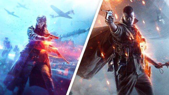 Prime Gaming: Sichert euch Battlefield 1 und Battlefield 5 gratis.
