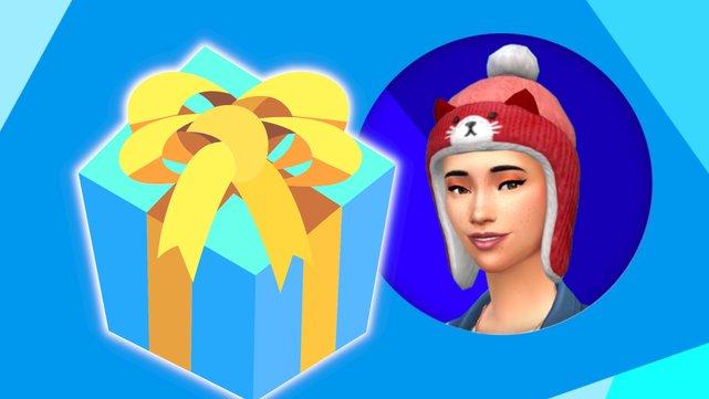 Geschenke bei Die Sims 4
