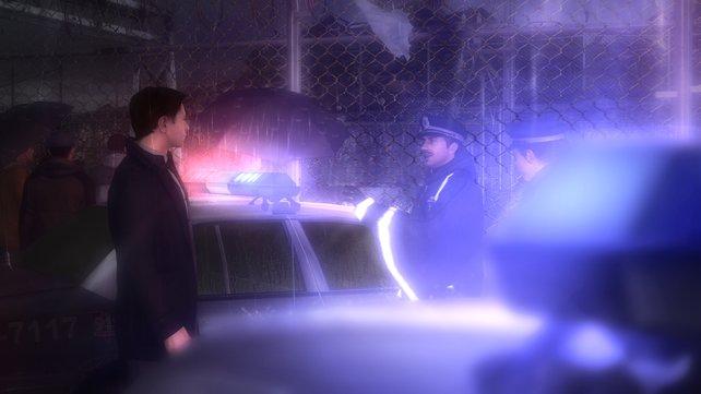 Heavy Rain: Die Jagd nach dem Origami Killer entspinnt sich zum interaktiven Drama.