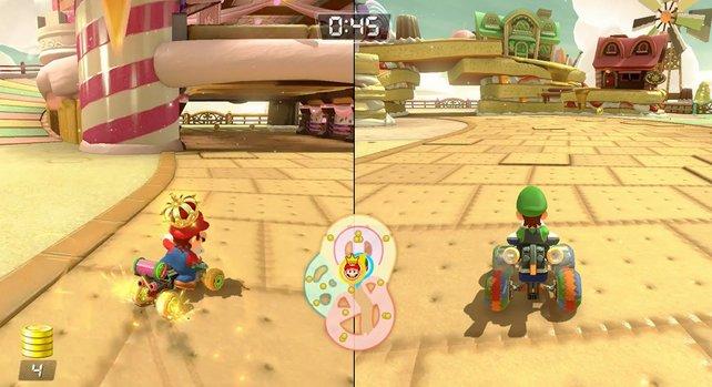Mario Kart 8 Deluxe Neuerungen Und Unterschiede Zur Wii U Version