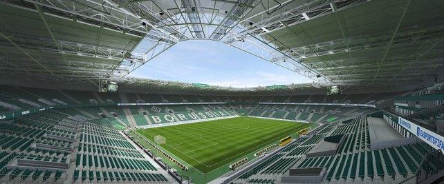 Der Borussia-Park in aller Detailgenauigkeit. (Quelle: easports.com)